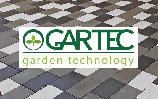 """Тротуарная плитка """"GARTEC"""""""